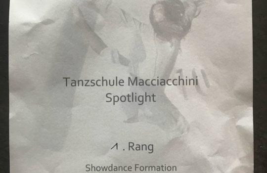 Jazzdance Competition Thun 2018