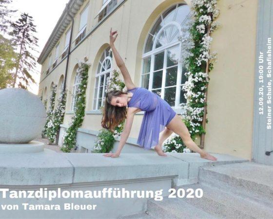 Tanzdiplomaufführung 2020