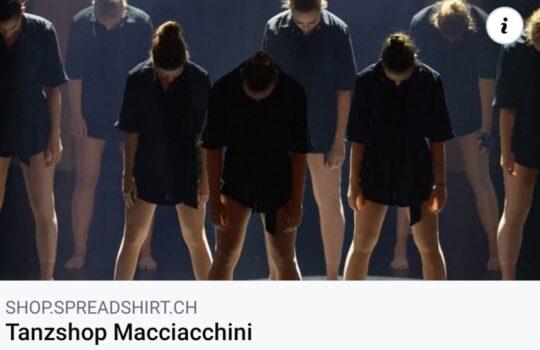 Tanzshop Macciacchini