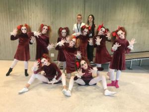 jazzdance competition thun 2
